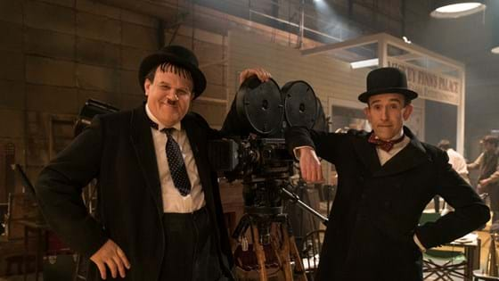 Stan and Ollie world premiere to close BFI London Film Festival