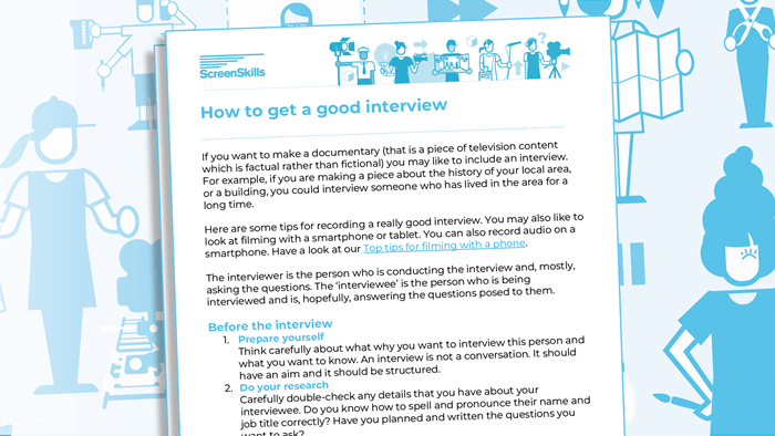 How to get a good interview