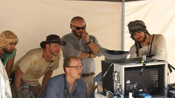 Veterans invited to transfer their forces skills to film