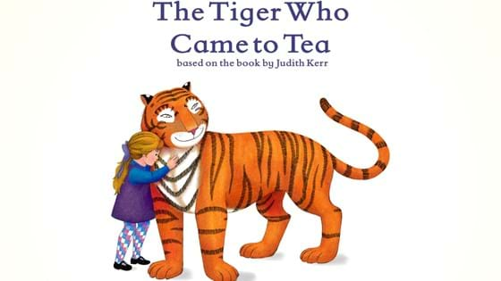ScreenSkills partner with Lupus Films to create The Tiger Who Came to Tea lesson plan