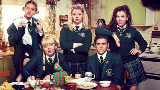 Derry Girls creator wins ScreenSkills prize at WFTV Awards